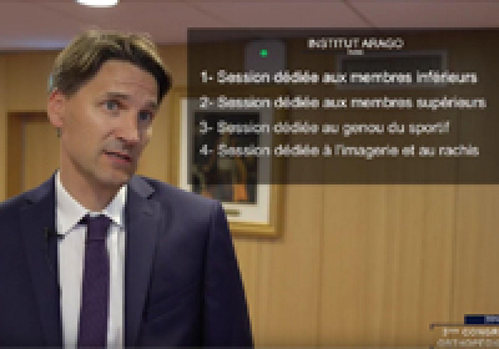 Congrès de l'Institut Arago 2018